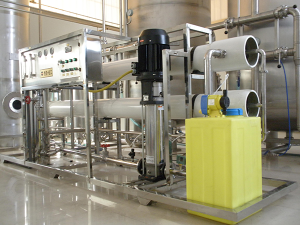 Reverse osmosis high purity water equipment