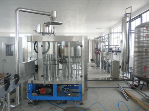 Pure water filling equipment