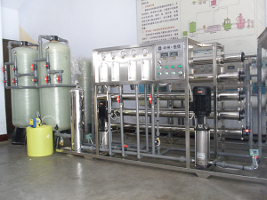 Two-stage reverse osmosis equipment